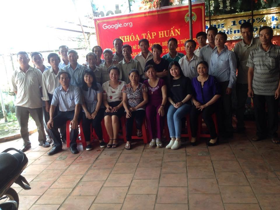 hội nông dân thị trấn Tân Phú với công tác xây dựng tổ chức Hội nhiệm kỳ 2012 - 2018